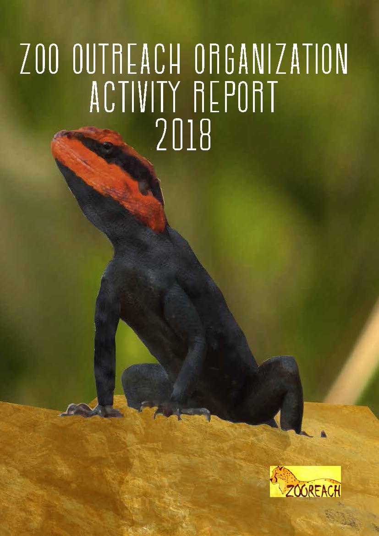 ZooActivityReport2018